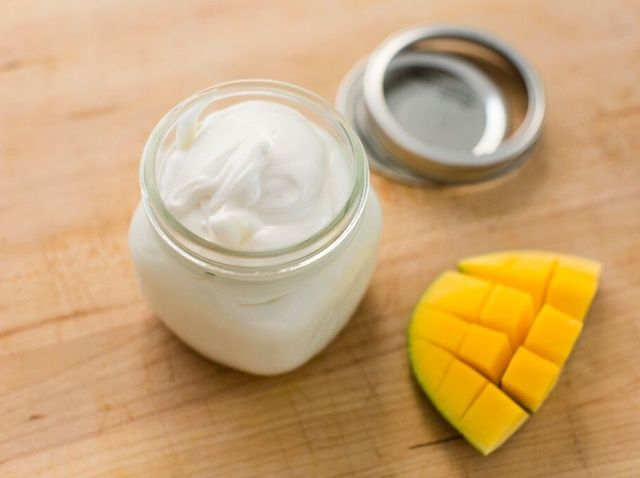 How to Make Orange Mango Body Butter