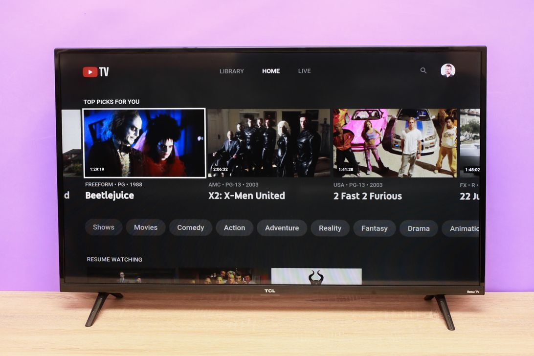 Youtube Tv Review The Best Premium Live Tv Streaming Service If You Re The Kind Of Cord Cutter Who Wants To Exper In 2020 Live Tv Streaming Streaming Tv Tv Reviews