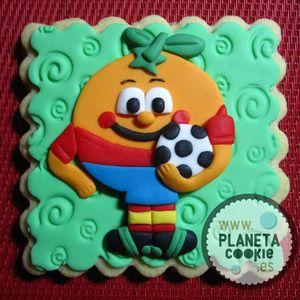 Naranjito Cookies Cookies