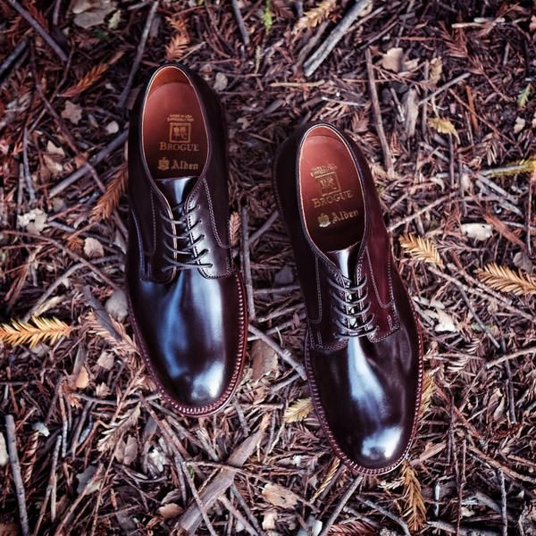 58b2c79ad12   BROGUE EXCLUSIVE   Features -Color 8 Shell Cordovan-Tremont Last (Suggest  the same size as your Barrie size)-Antique Sole Edge-Unlined Structure for  ...