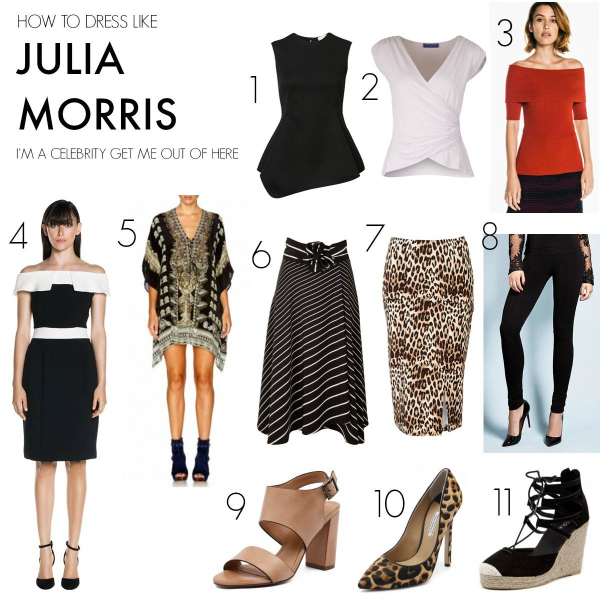 cb2b85193b9 How to get Julia Morris' wardrobe | Celebrity style | Julia morris ...