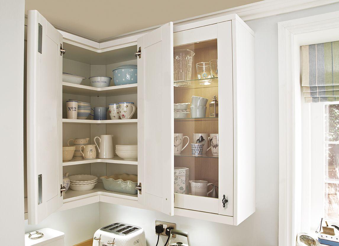 Howdens In 2019 Meble Kitchen Kitchen Wall Units White Shaker