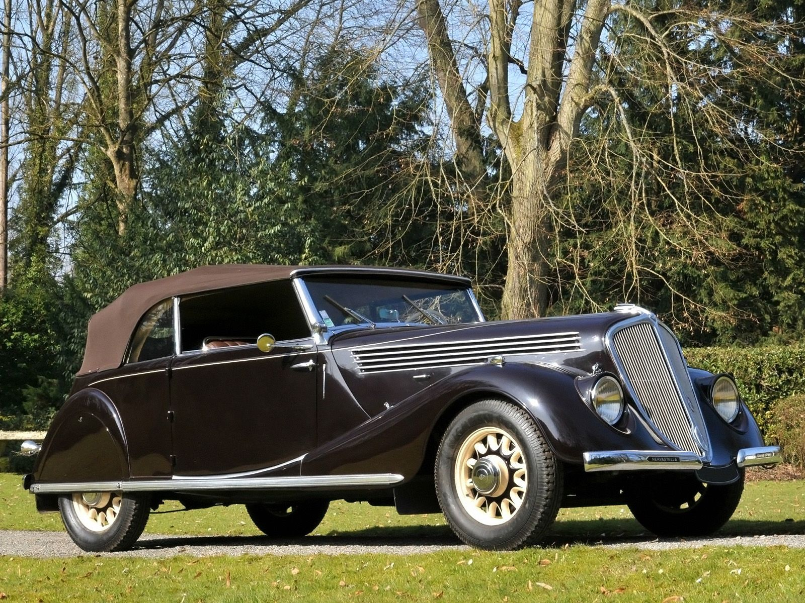 1935 renault nervastella grand sport cabriolet. Black Bedroom Furniture Sets. Home Design Ideas