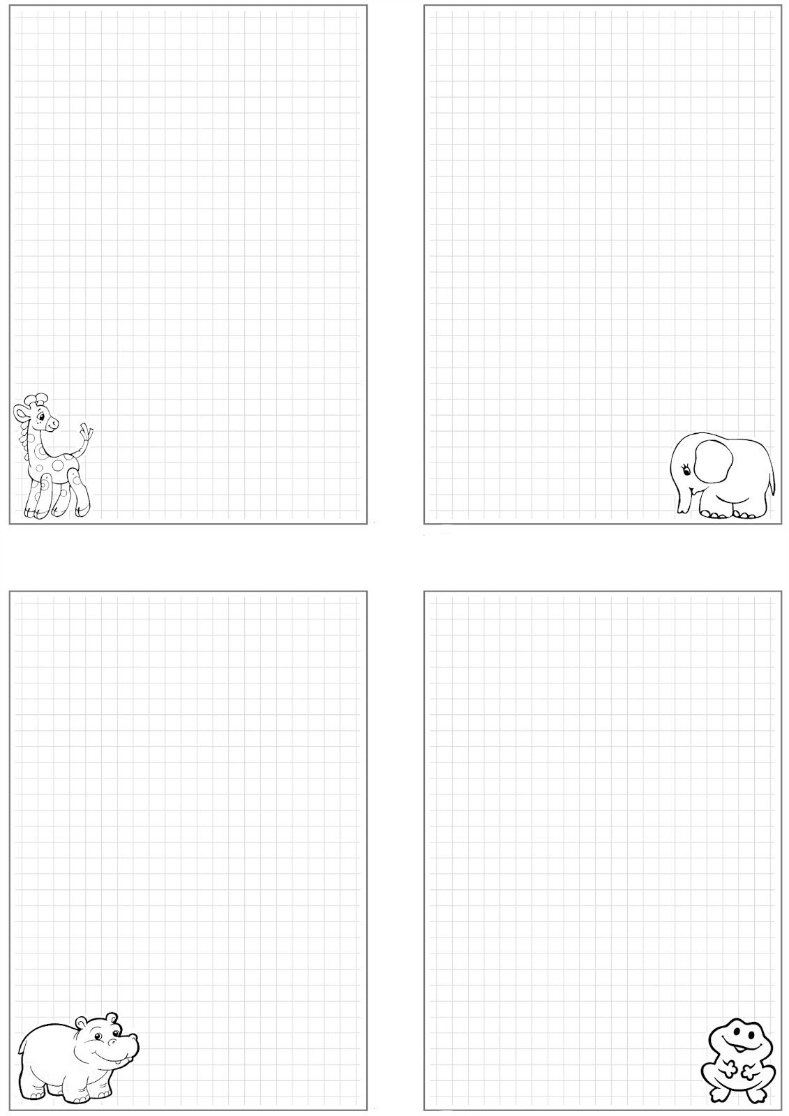 Страницы для блокнота шаблоны а6