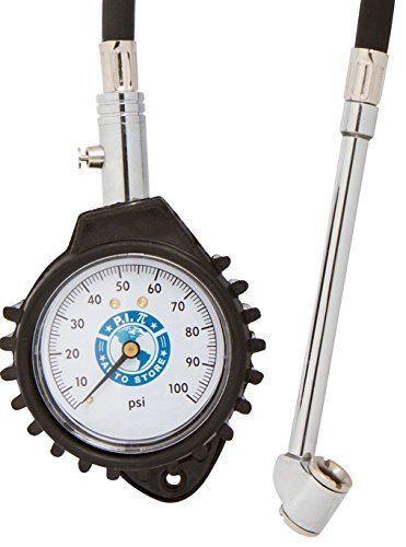 Tire Pressure Gauge Inflator Heavy Duty Best For Car Motorcycle Bike Truck #PIAutoStore