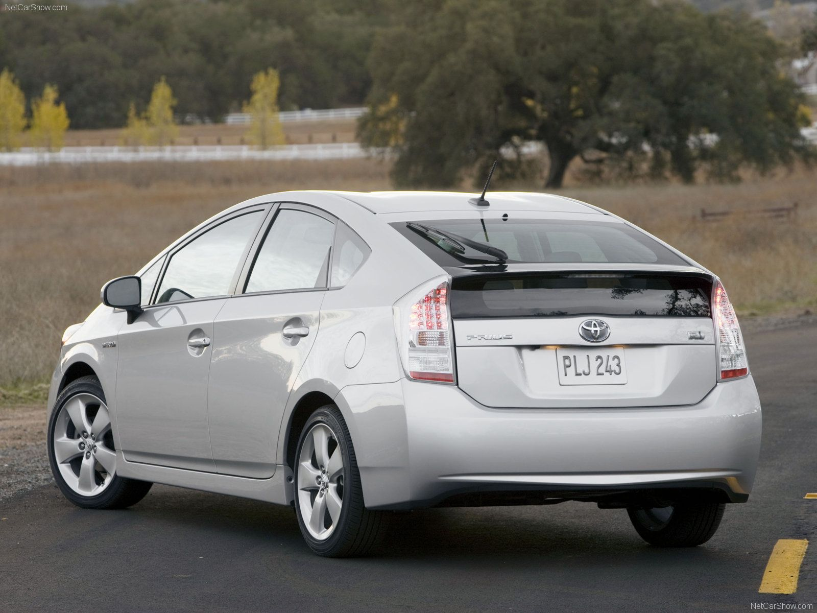 2009 Toyota Prius Second Generation Hybrid From 2003 To