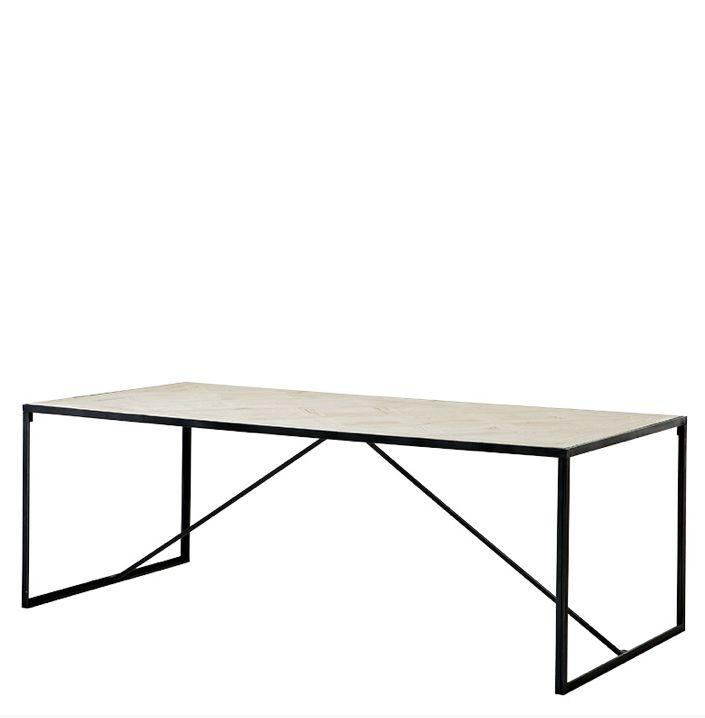 Table Dining Parquette, 220x100 cm, 1925€, Sali