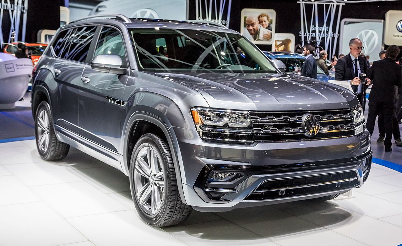 2018 volkswagen atlas r line placement cars pinterest volkswagen cars and vw. Black Bedroom Furniture Sets. Home Design Ideas