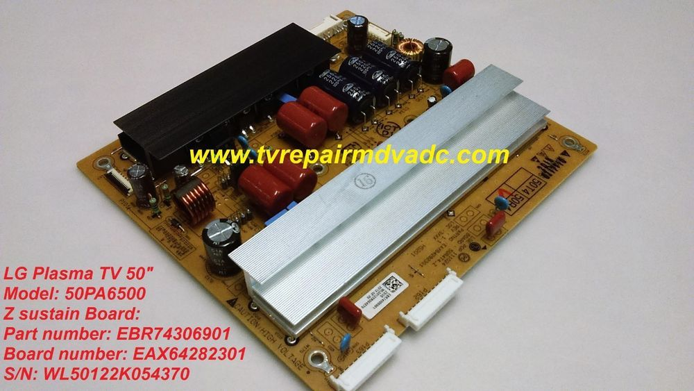 Details about LG EBR74306901 EAX64282301 ZSUS Board for