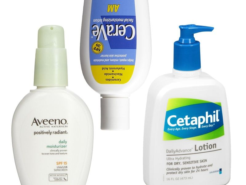 Inexpensive facial moisturizers