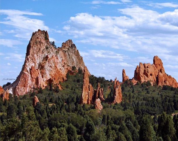 Garden Of The Gods Colorado Gems Things To See In Colorado Things To Do In Colorado Things T Colorado Photography Landscape Photography Nature Colorado