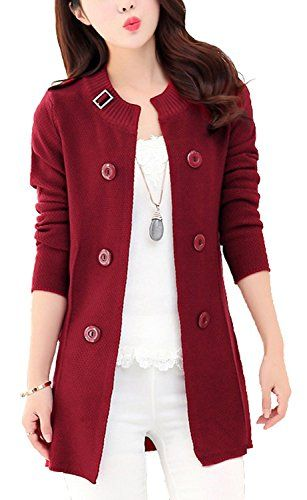 Make sure you look at reviews and the size chart, sometimes these items aren't in regular US sizing. Cardigan, coat. In multiple colors.