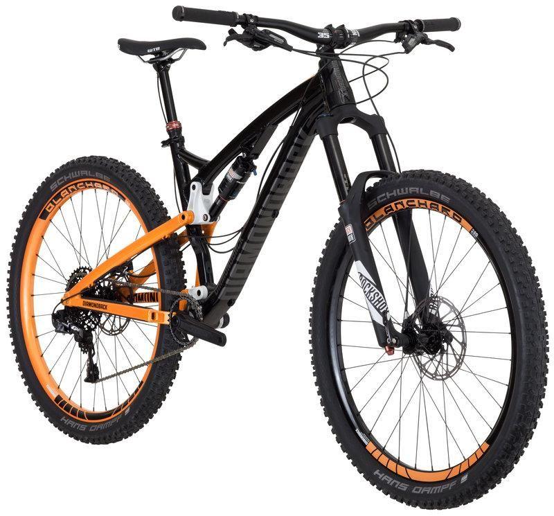 Diamondback Release 2 Bike 27 5 All Mountain Closeout Mountian Bike Womens Bike All Mountain Bike