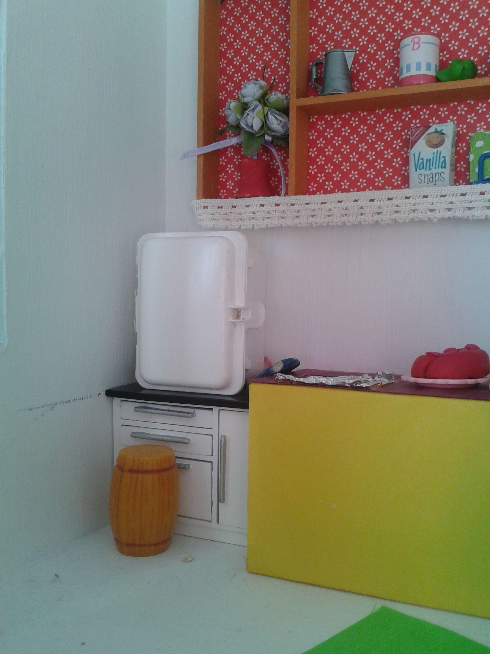 Jääkaappi tuttirasiasta...