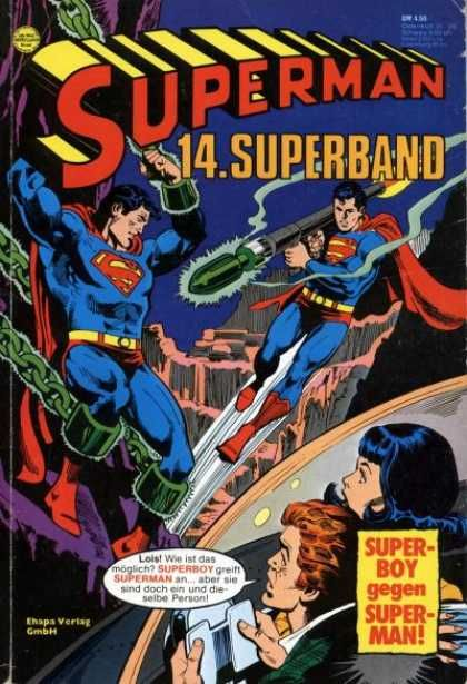 Superman Superband 14