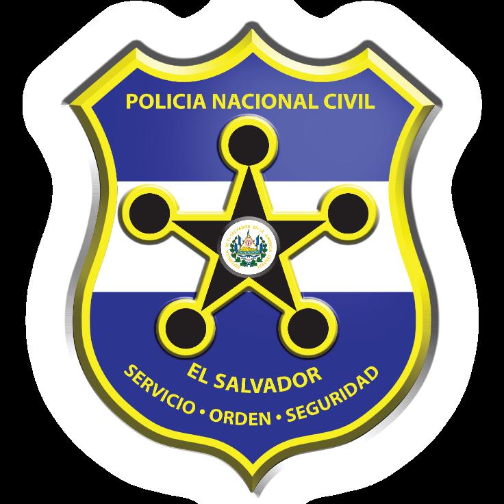Pnc El Salvador Logo By Shasta Russel El Salvador Pnc Salvador