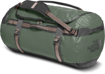 5a514598a899 The North Face Base Camp Duffel - Large Thyme Falcon Barrel Bag