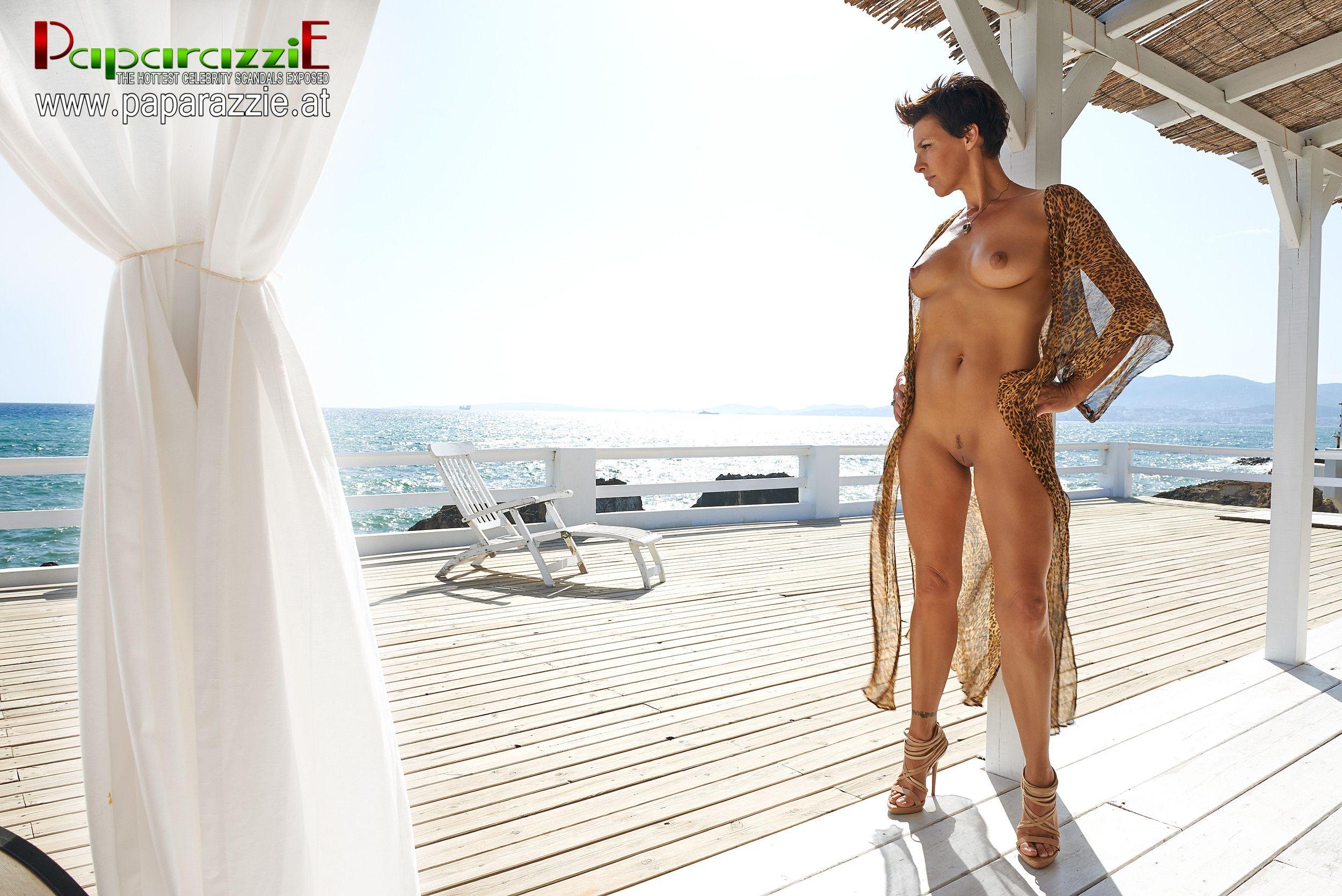 Sabine petzl nackt