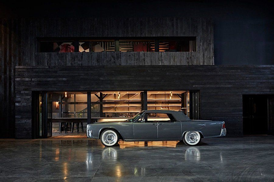 Ein Herz für Autos: Die neue Unterkunft vom Classic Car Club in Manhattan