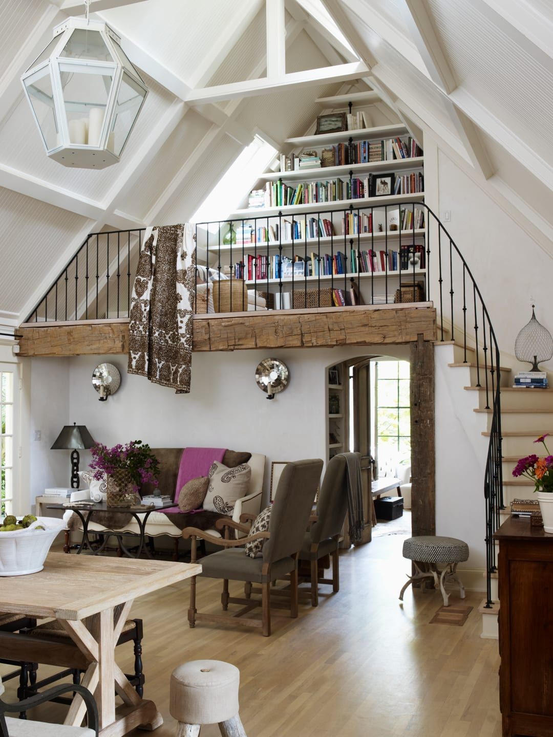 Cottage Home Library: OMG, I Want This House: Atlanta (Photos)