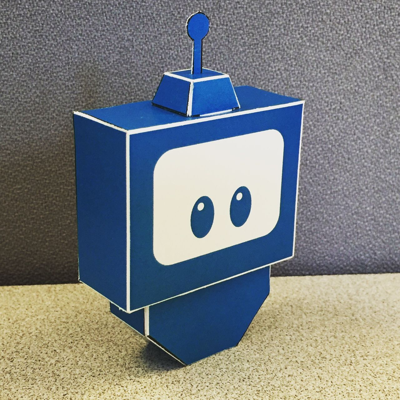 Paper Foldable Commission For Mayfield Robotics