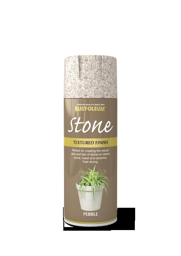Stone Textured Spray Paint Rustoleum