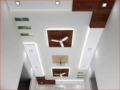 Pop False Ceiling Design 500x500 Png 500 373 Simple False