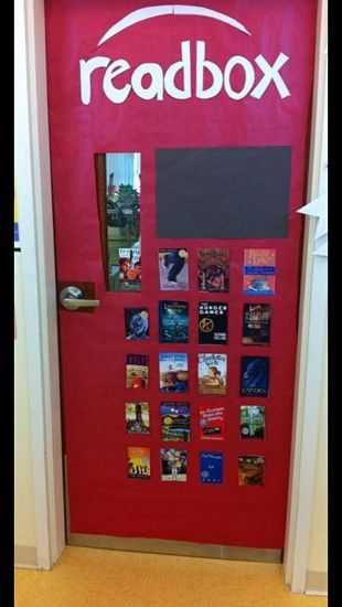 Unusual Classroom Decor : Creative classroom door ideas diy crafty pictures