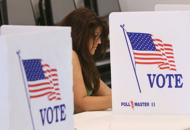 Cities and school districts across the Kalamazoo area are holding elections today, plus Kalamazoo County has a tax request and Allegan County has a high-profile Republican primary