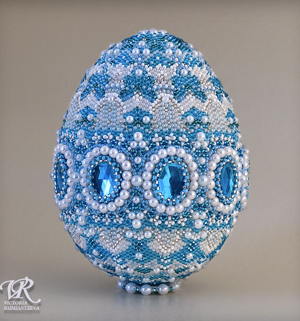 Easter is coming and i collected some photos of beautiful beaded ...