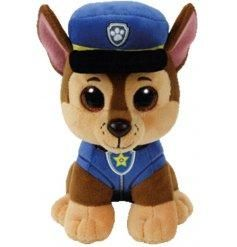 ef573c4a45a Chase From Paw Patrol TY Beanie 7 inch £7.99