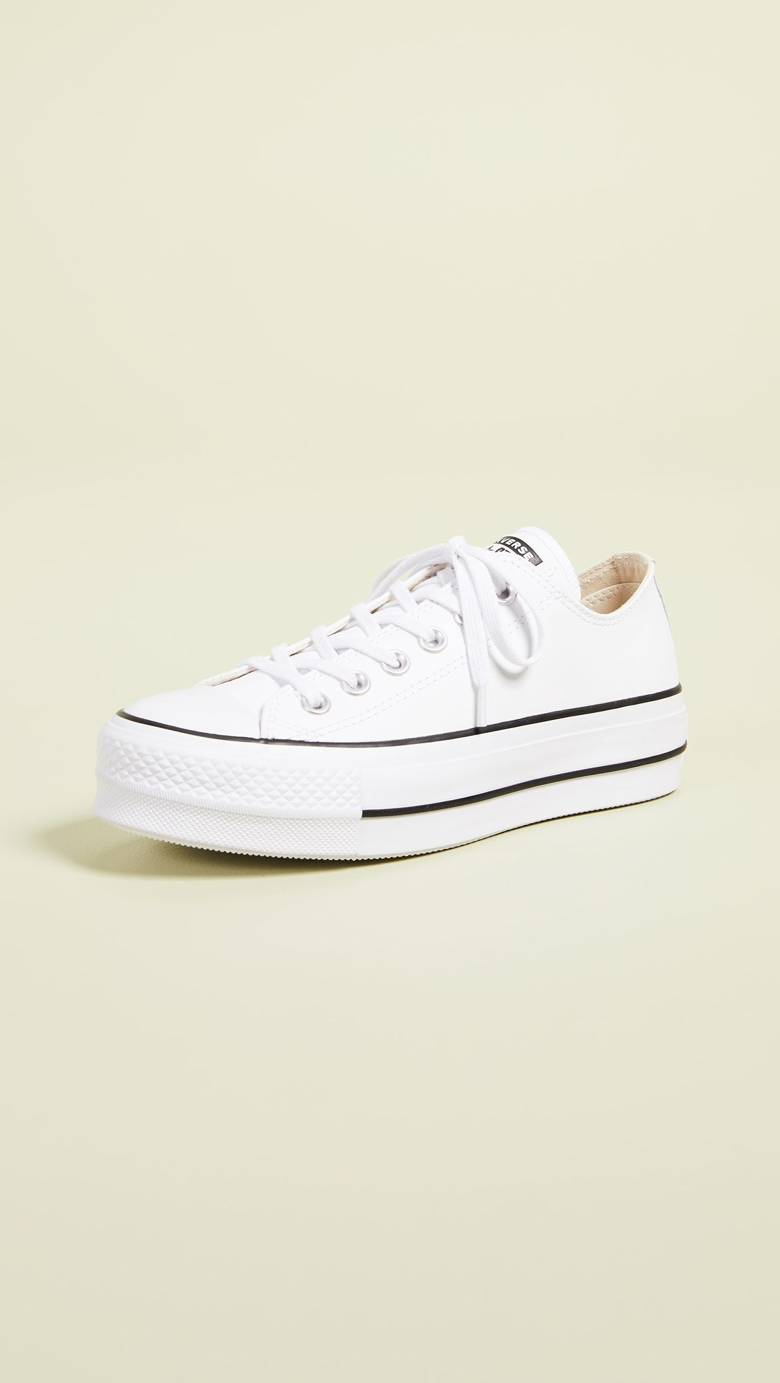 Converse Chuck All Star Lift Clean Ox Sneakers Converse Sneakers Sport Shoes Women