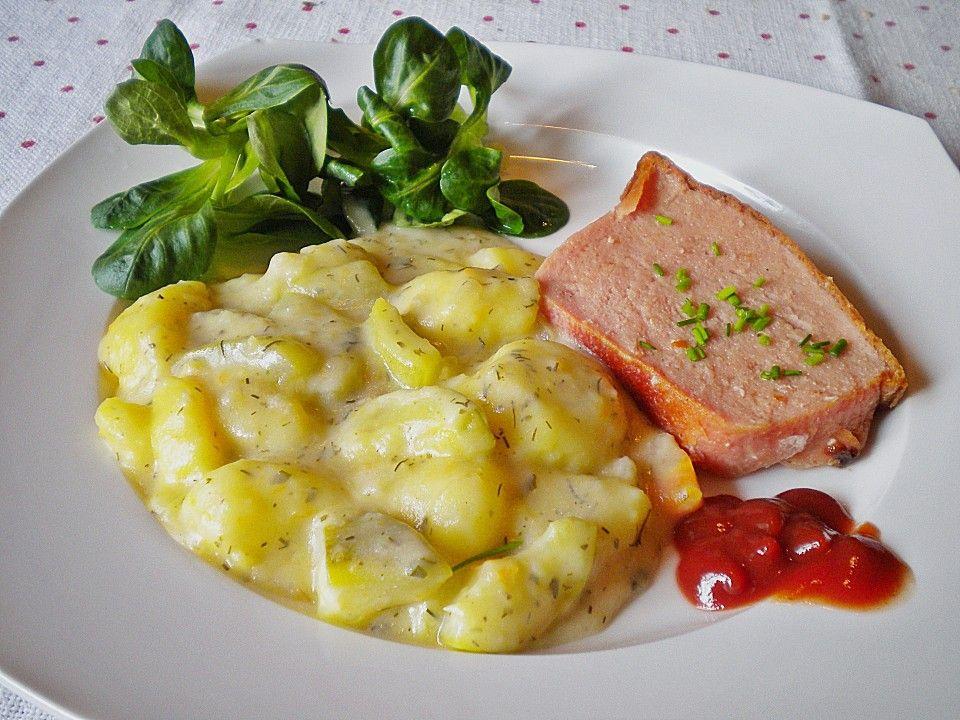 Gurkenkartoffeln wie bei Großmutter von Ostseefee | Chefkoch