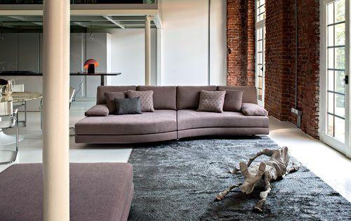 Eck Sofa / Bett / Modul / Modern EVANS Ditre Italia