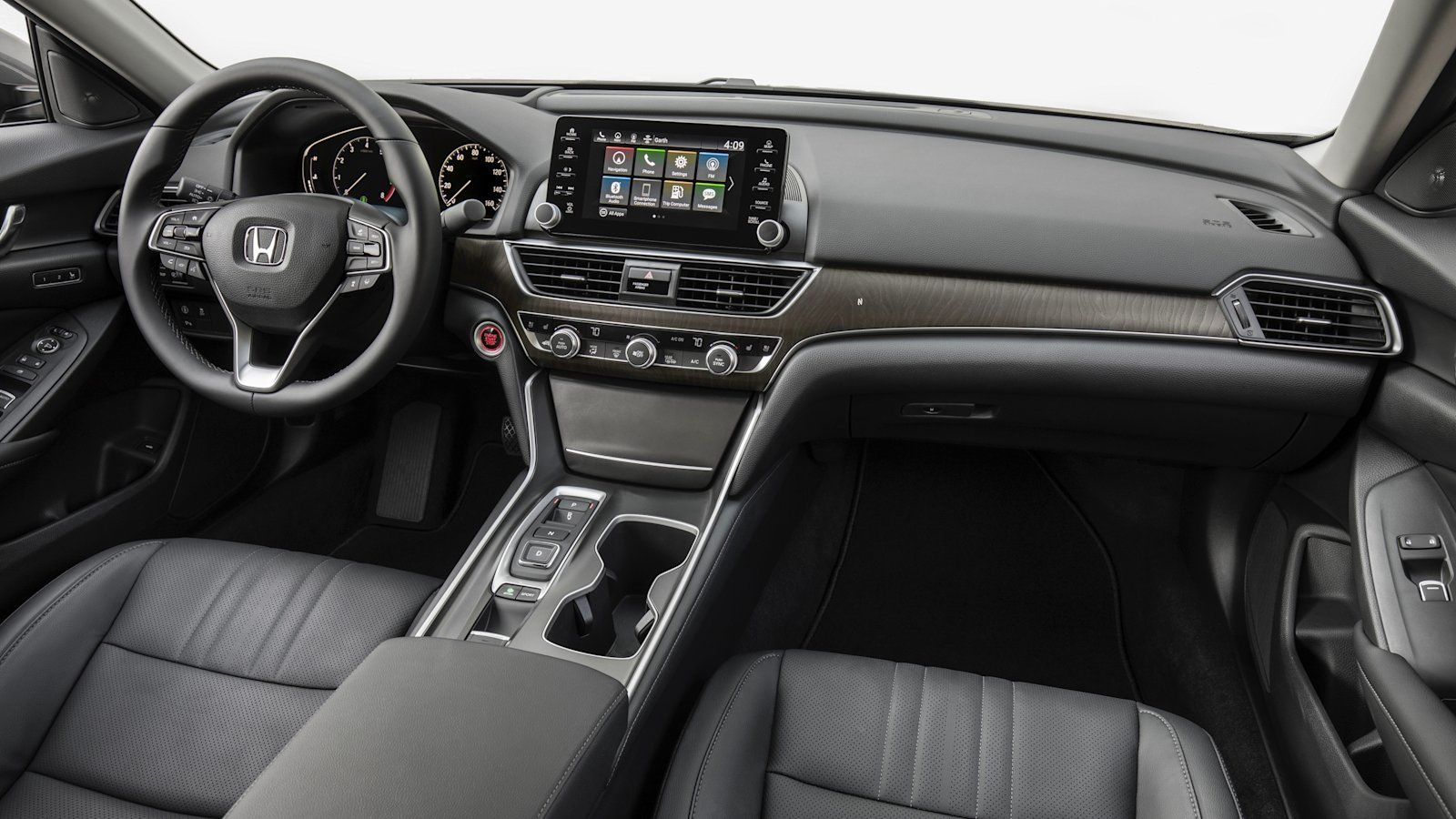 2019 Honda Accord Ex L 2 0 T Interior. Feels free to