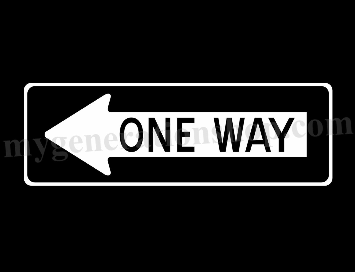 bathroom sign with arrow. One Way Left Arrow, National Marker Black And White, 85 Percent Recycled Engineering Grade Reflective Aluminum Traffic Directional Sign With 2 Holes For Bathroom Arrow