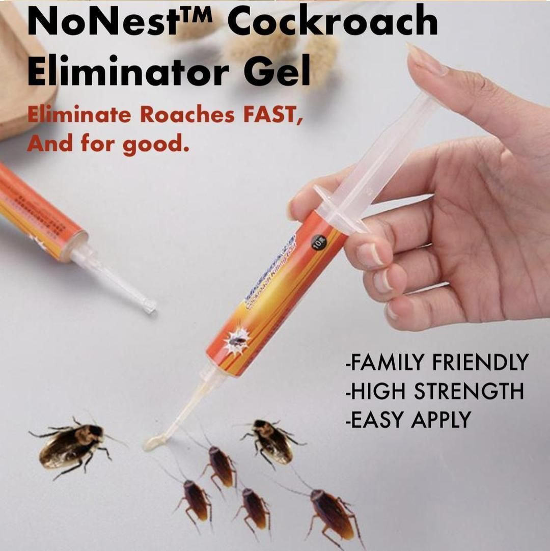 If Your Home Is Plagued By A Large Swarm Of Disgusting