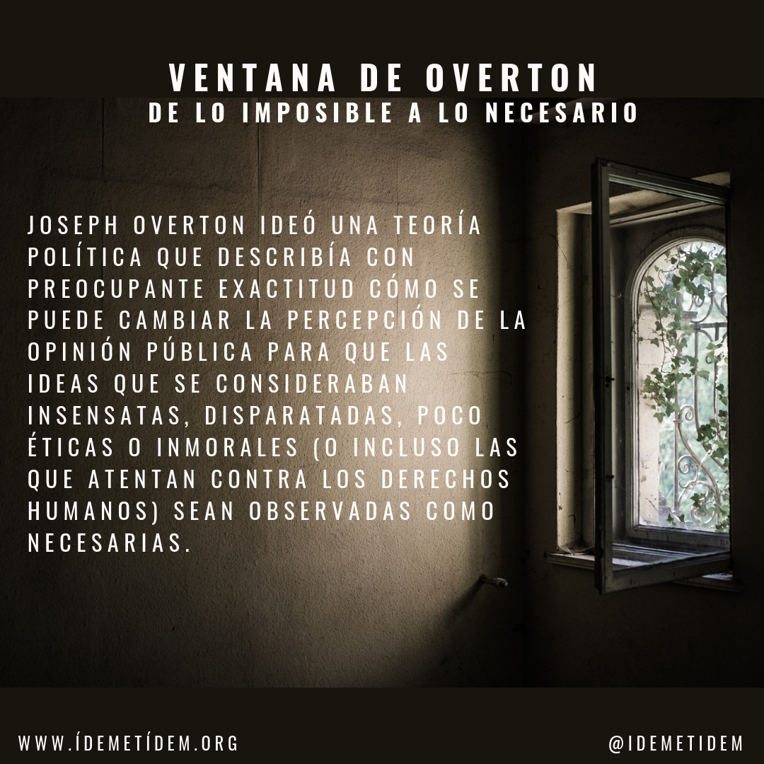 Ventana de Overton