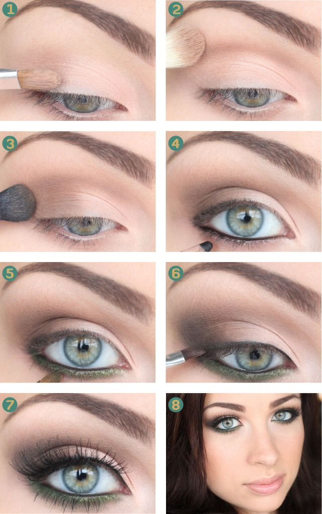 ❤️Beautiful Eye Makeup Tutorial! Amazing!!❤️