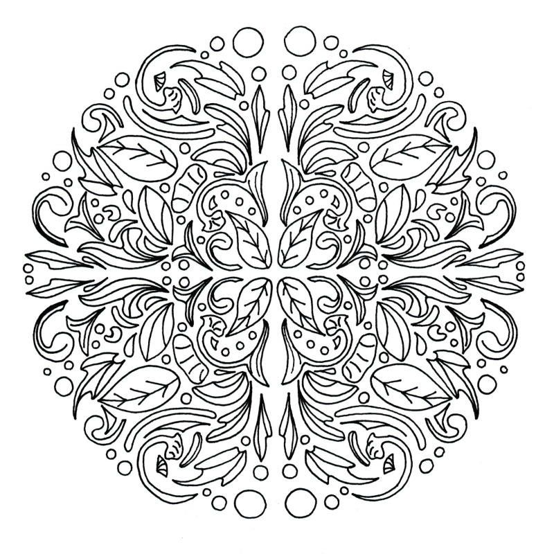 83 Coloring Pages Relaxing