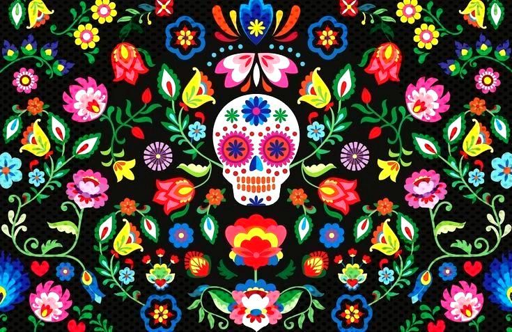 Sugar Skull - Dia de Muertos