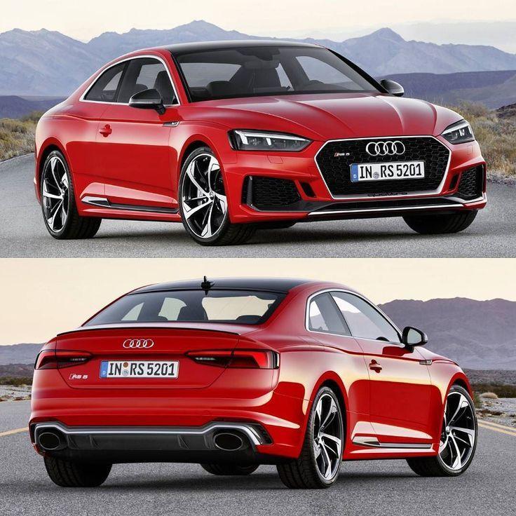 Audi A5 Convertible Dubai: Best Dubai Luxury And Sports Cars In Dubai: Audi RS 5