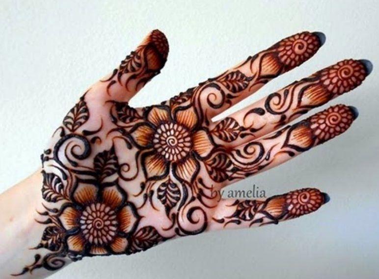 Mehndi Designs Open : Amazing hand mehndi designs gallery latest collection