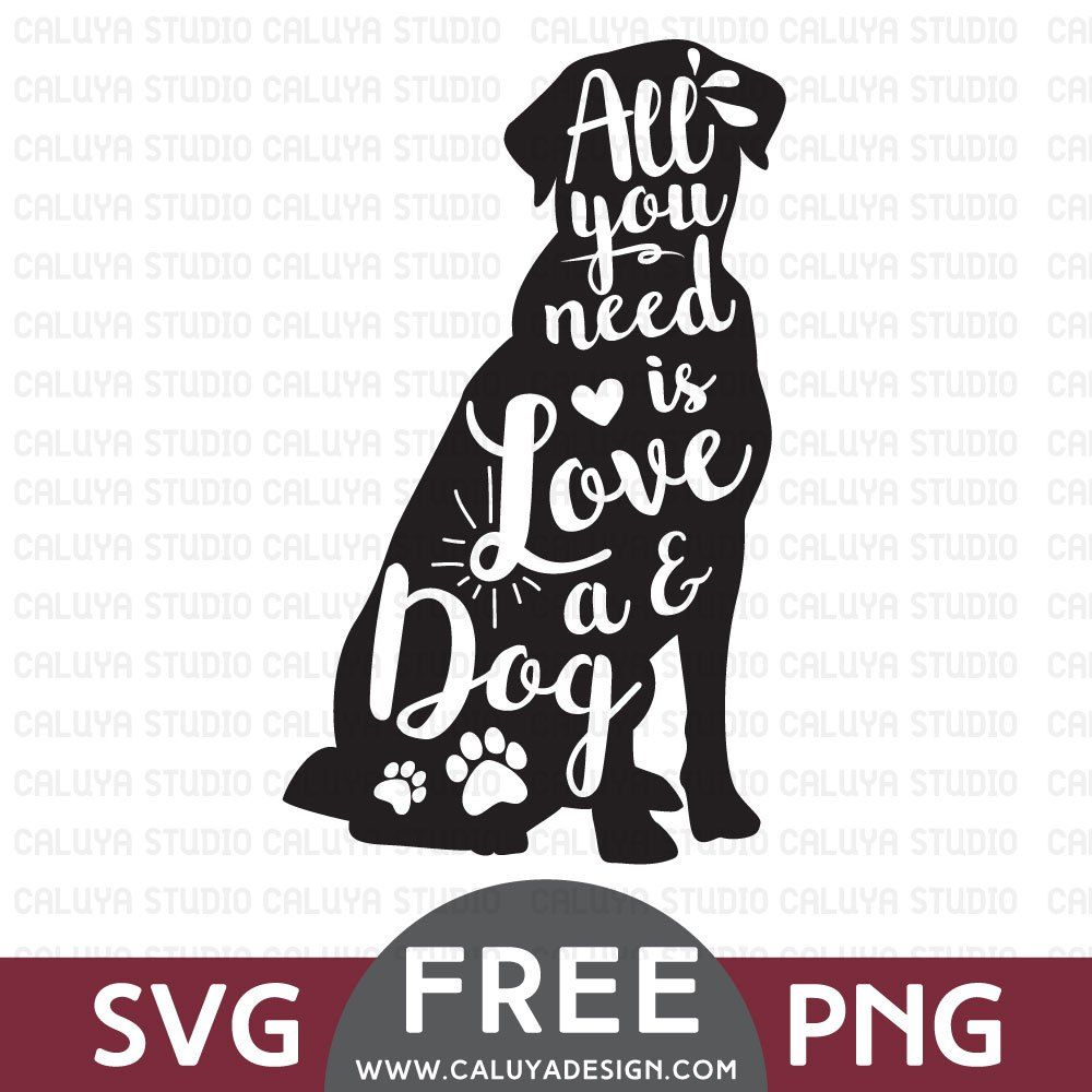 Download Dog Lover SVG FREE Download (SVG& PNG) By | Cricut, Dog ...