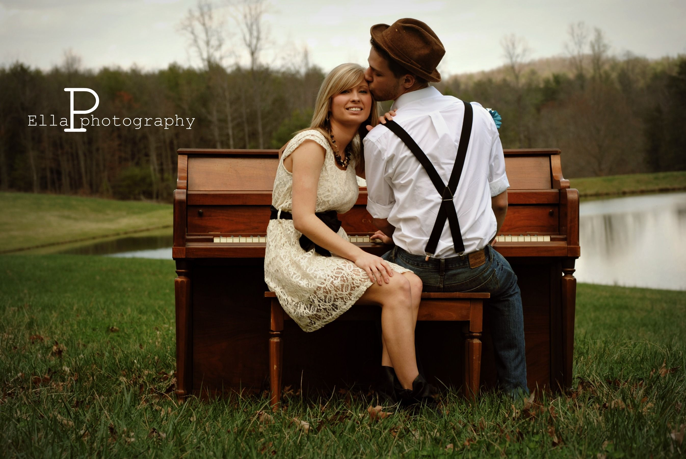 """""""Music Is Love"""" Engagement/ Done by me"""