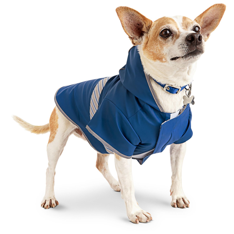 Good2go Reversible Blue Dog Raincoat Dog Coats Dog Raincoat Your Dog [ 1500 x 1500 Pixel ]