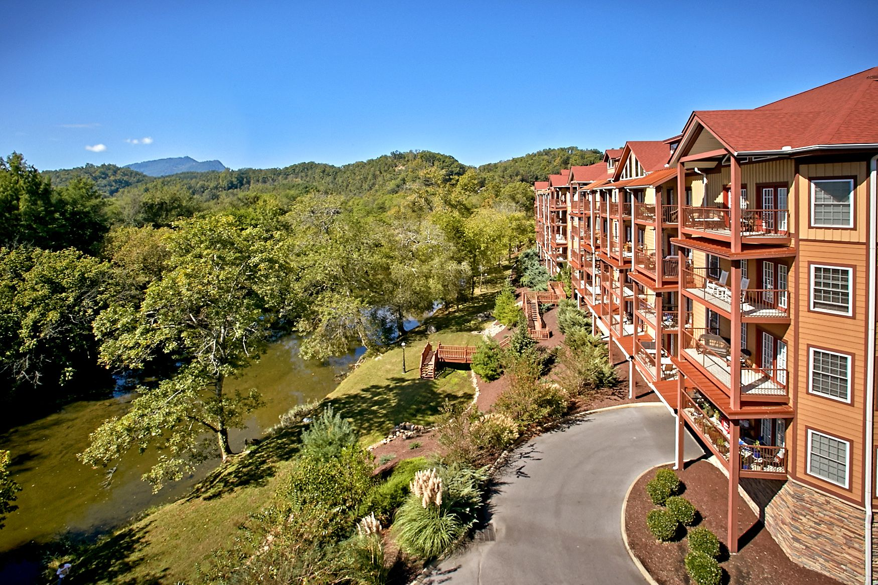 Appleview River Resort in Sevierville, TN Resort, Condo
