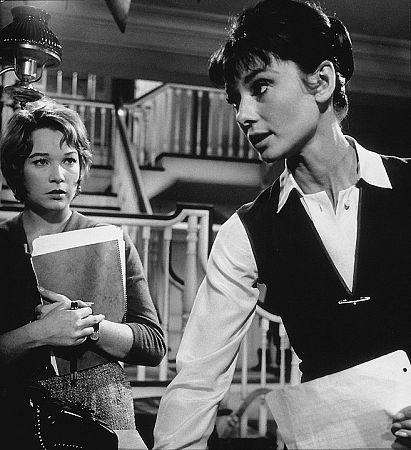 The Children S Hour Audrey Hepburn And Shirley Maclaine 1961 Ua Movie Photo Paraphrase Of