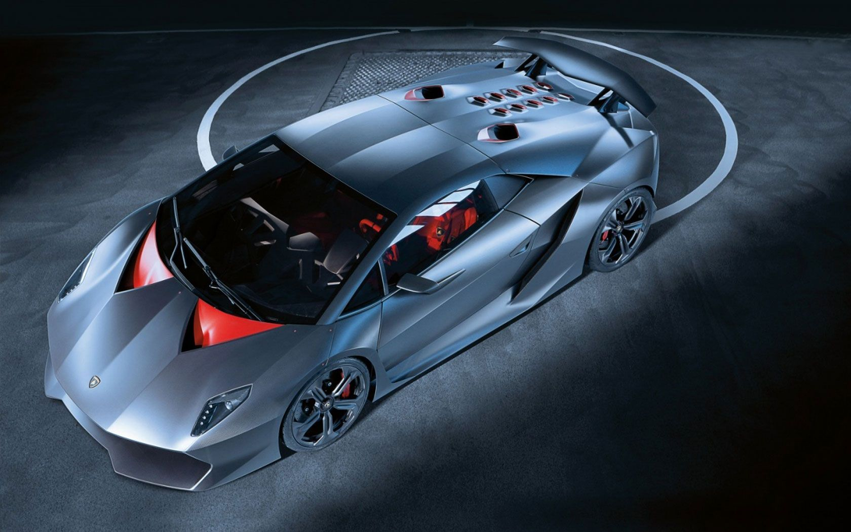 El Nuevo Lamborghini El Sesto Elemento Es El Puto Batmovil