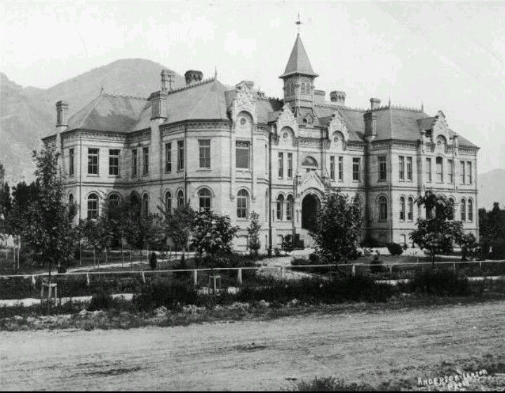 Salt Lake City County Building Haunted